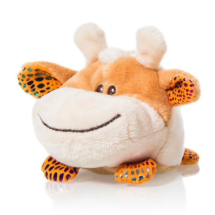 COW BEAN ANIMAL 8 CM