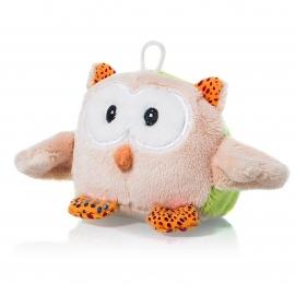 OWL BEAN ANIMAL 8 CM