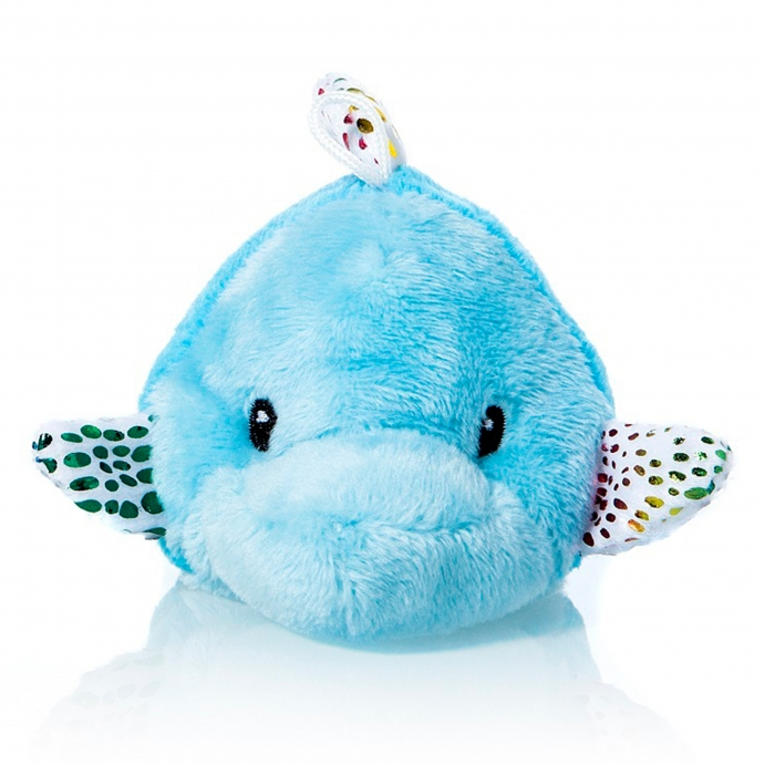 DOLPHIN BEAN ANIMAL 8 CM