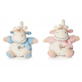 BABY MINI VACAS MUSICAL 15 CM